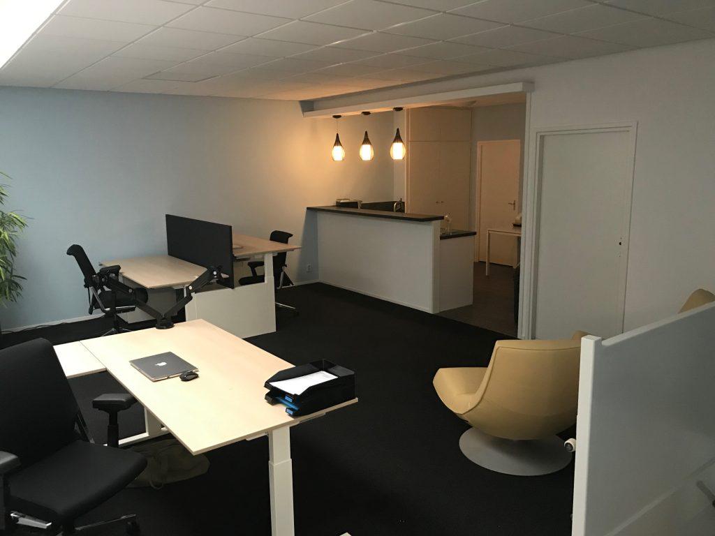 Het kantoor is klaar!