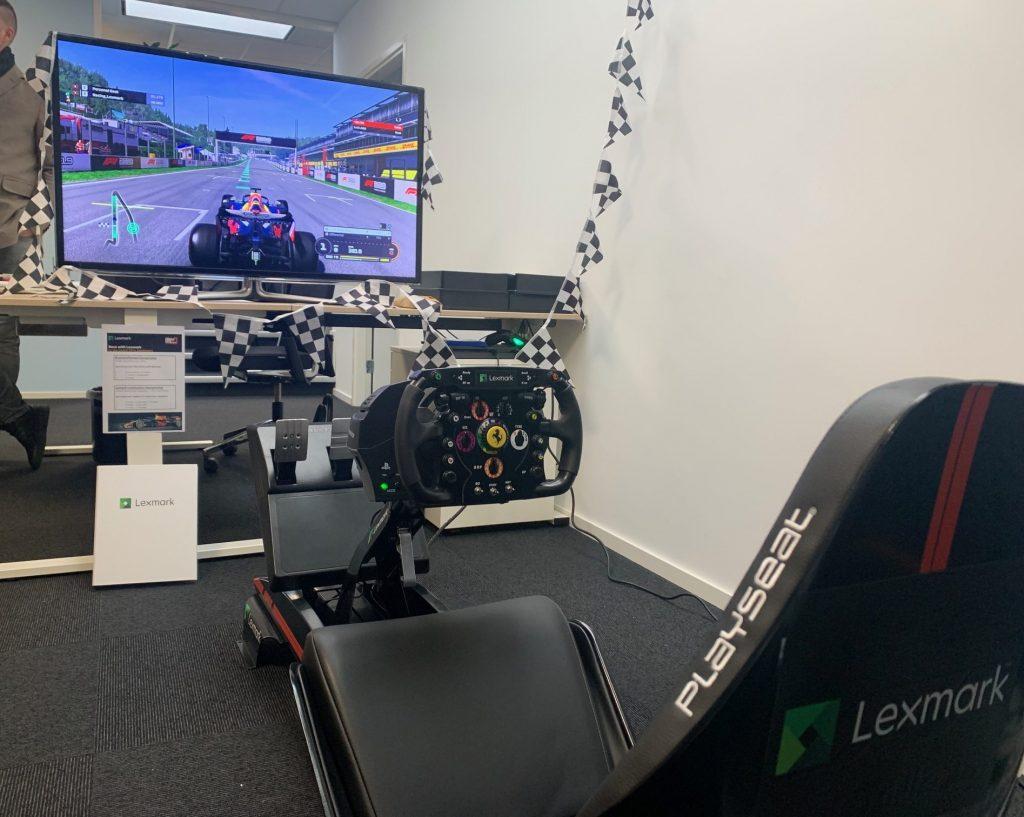 Lexmark Formule 1